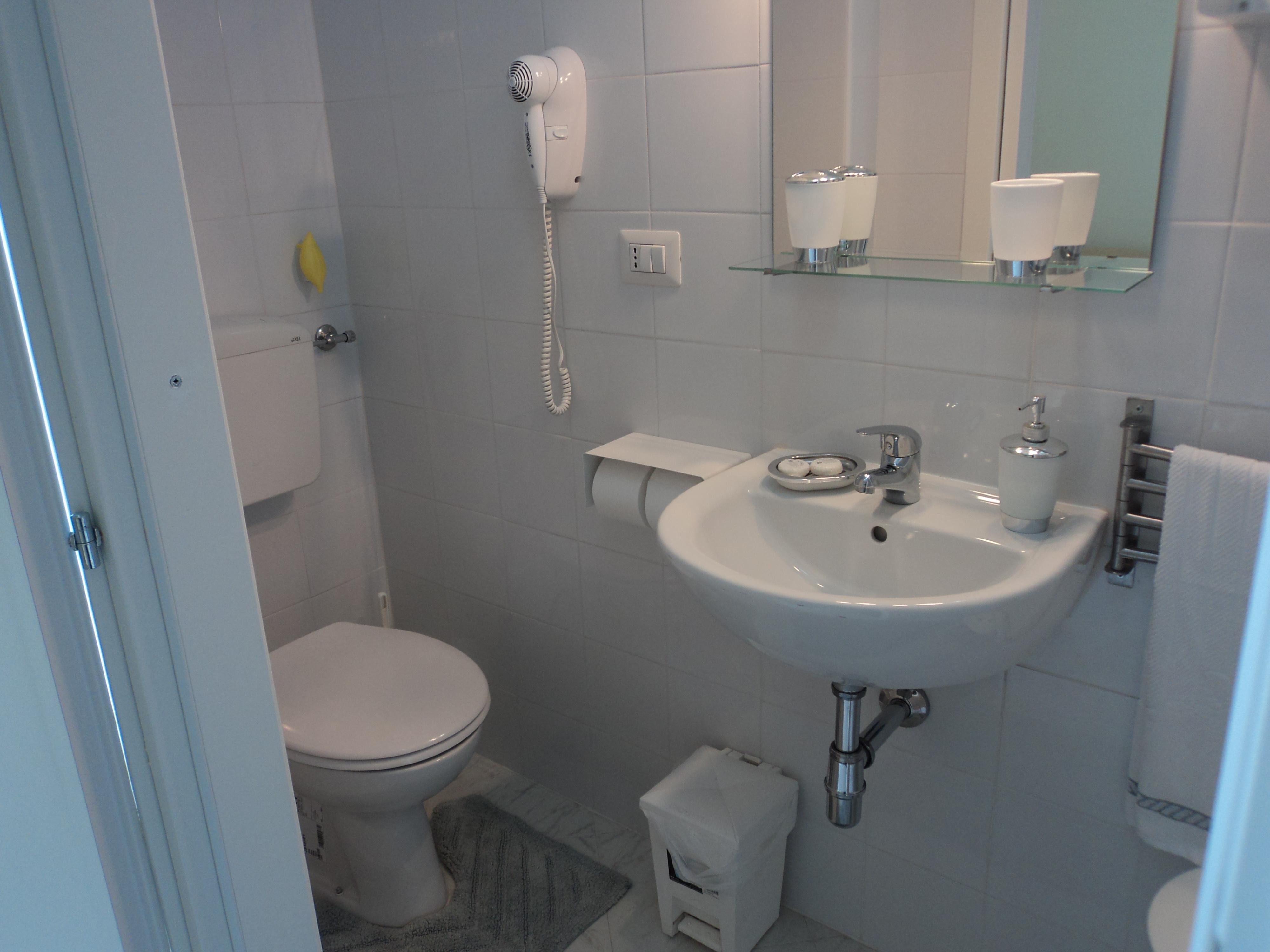 Bagno stanza inverno